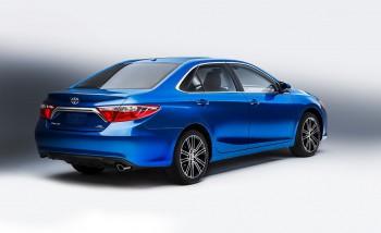 2016 Toyota Camry price